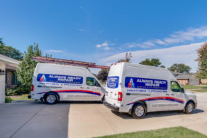 HVAC Service call in Palos Heights, IL