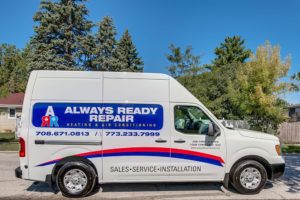 Always Ready Repair Service Vehicle