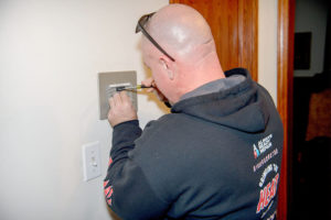 Digital thermostat installation in Palos Park, IL