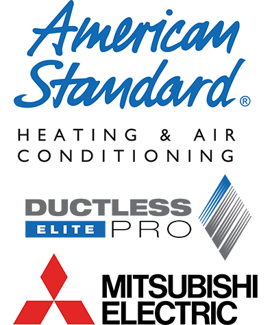 American Standard Mitsubishi Electric Heating and Cooling systems could save you money on your electric bill