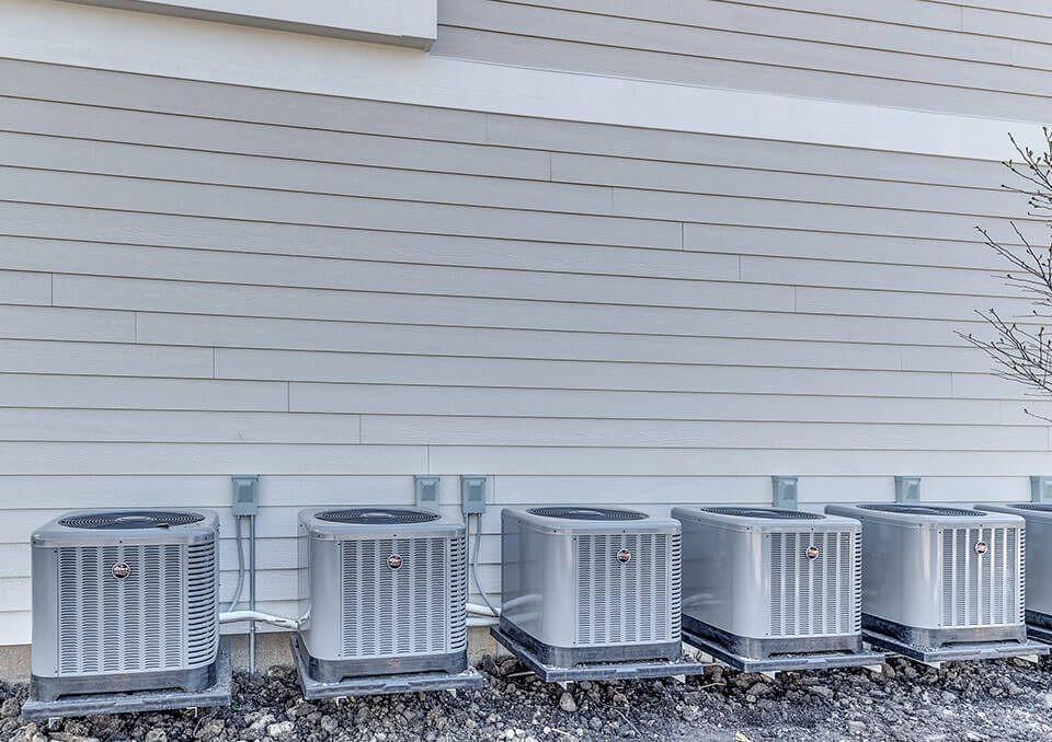 Multiple AC Units in Palos Park, IL